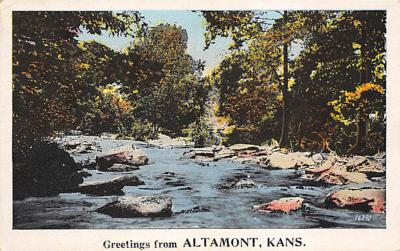Altamont KS
