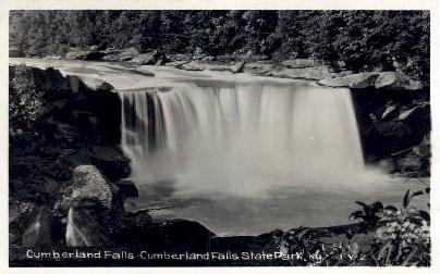 Cumberland Falls State Park - Corbin, Kentucky KY Postcard