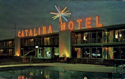 Catalina Motel, Inc. - Lexington, Kentucky KY Postcard