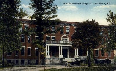 Good Samaritan Hospital - Lexington, Kentucky KY Postcard