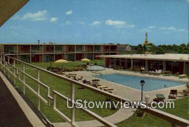 Holiday Inn - Lexington, Kentucky KY Postcard