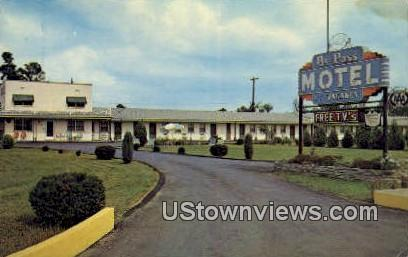 By Pass Motel - Lexington, Kentucky KY Postcard