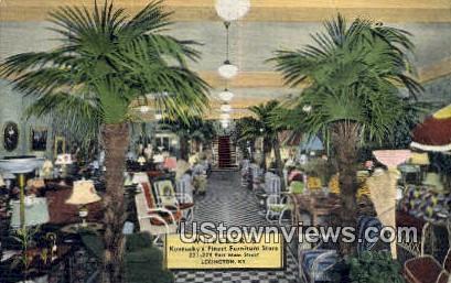 Wheelers, Furniture Store - Lexington, Kentucky KY Postcard