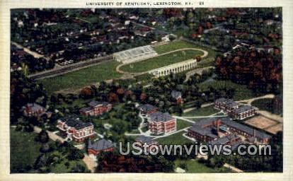 University Of Kentucky - Lexington Postcard
