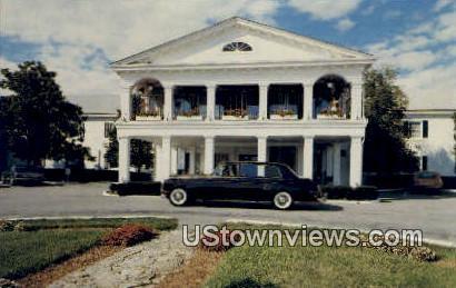The Campbell House - Lexington, Kentucky KY Postcard
