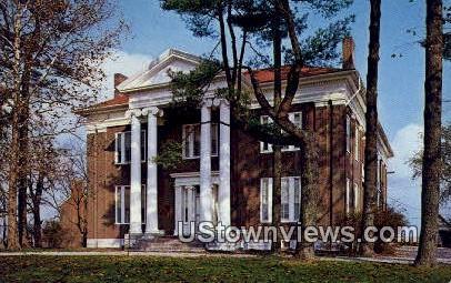 Waveland - Lexington, Kentucky KY Postcard