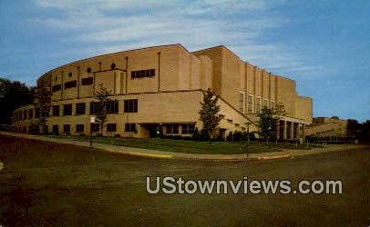 Coliseum - Lexington, Kentucky KY Postcard