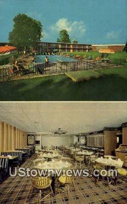 Holiday Inn West - Lexington, Kentucky KY Postcard