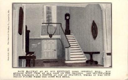 My Old Kentucky Home - Louisville Postcard