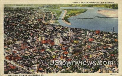 Louisville, Kentucky, KY, Postcard