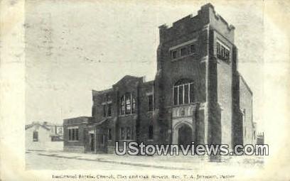 Immanuel Baptist Church  - Louisville, Kentucky KY Postcard
