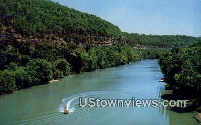 Kentucky Palisades - Kentucky River Postcards Postcard
