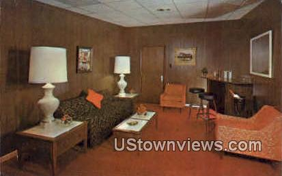 The Continental Inn - Lexington, Kentucky KY Postcard