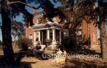 Historic Anderson House - Lexington, Kentucky KY Postcard