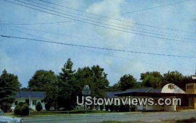 A.B.C. Motel - Perryville, Kentucky KY Postcard