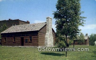 Constitution Square - Danville, Kentucky KY Postcard