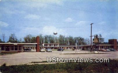 7 Gables Motel  - Burnside, Kentucky KY Postcard