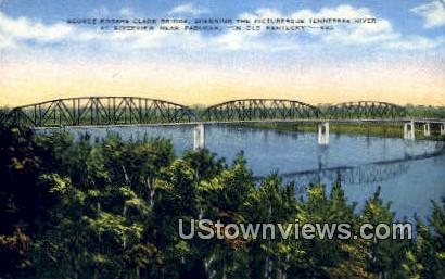 George Rogers Clark Memorial - Paducah, Kentucky KY Postcard