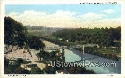 River View Drive - Kentucky River Postcards, Kentucky KY Postcard