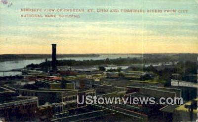 From City National Bank Building - Paducah, Kentucky KY Postcard