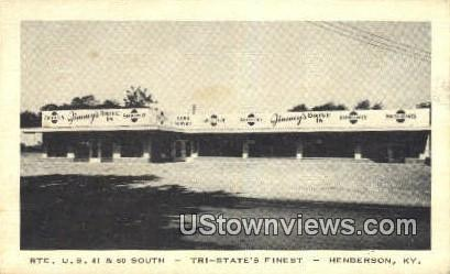 Tri States Finest - Henderson, Kentucky KY Postcard