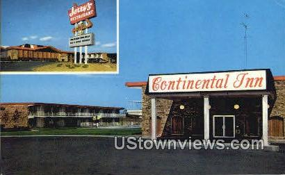 Continental Inn - Bowling Green, Kentucky KY Postcard
