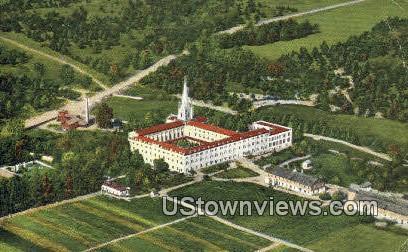 Abbey Of Gethsemani - Trappist, Kentucky KY Postcard