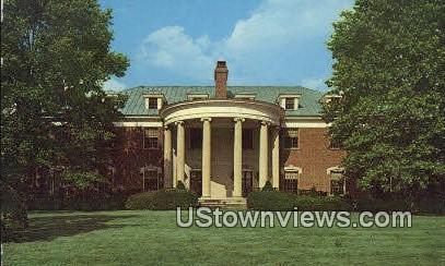 Spindletop Mansion - Lexington, Kentucky KY Postcard
