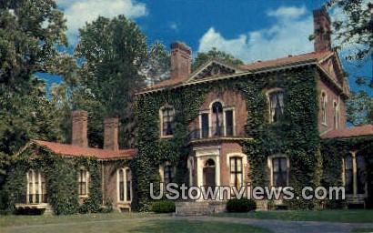 Home of Henry Clay, Ashland - Lexington, Kentucky KY Postcard