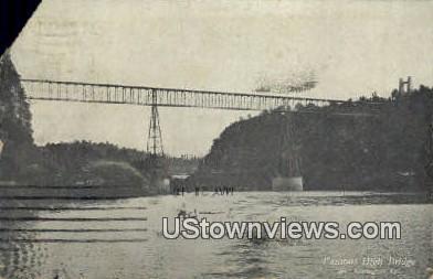 High Bridge - Lexington, Kentucky KY Postcard