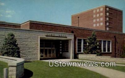 Fine Arts Bldg, University of Kentucky - Lexington Postcard