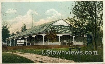 High Bridge Park - Kentucky KY Postcard