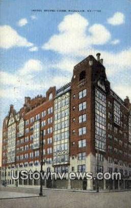 Hotel Irvin Cobb - Paducah, Kentucky KY Postcard