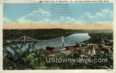 Maysville, Kentucky, KY, Postcard