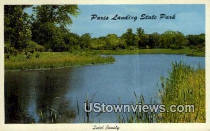 Paris Landing State Park - Kentucky Lake Postcards, Kentucky KY Postcard