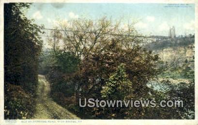 Old Wilderness Road - High Bridge, Kentucky KY Postcard