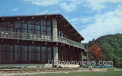 Buckhorn Lake State Park - Kentucky KY Postcard