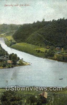 Kentucky & Dix River - Kentucky River Postcards Postcard
