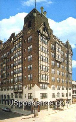 Legend of Irvin Cobb Still Lives, Hotel - Paducah, Kentucky KY Postcard