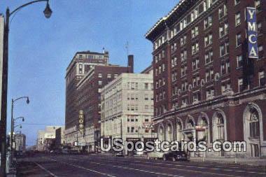Broadway - Louisville, Kentucky KY Postcard