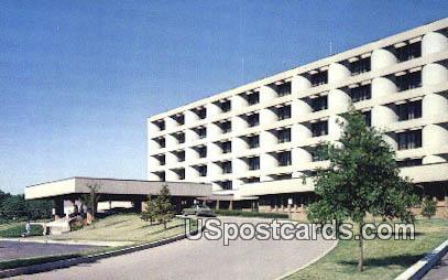 Lourdes Hospital - Paducah, Kentucky KY Postcard