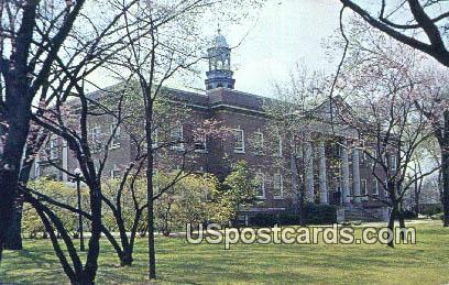 McCracken County Courthouse - Paducah, Kentucky KY Postcard