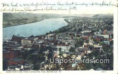 Lexington Pike - Maysville, Kentucky KY Postcard