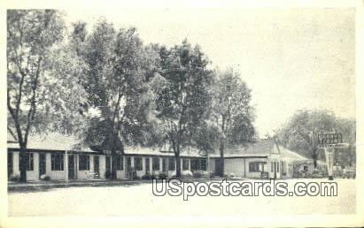 Yeary's Motel & Restaurant - Corbin, Kentucky KY Postcard