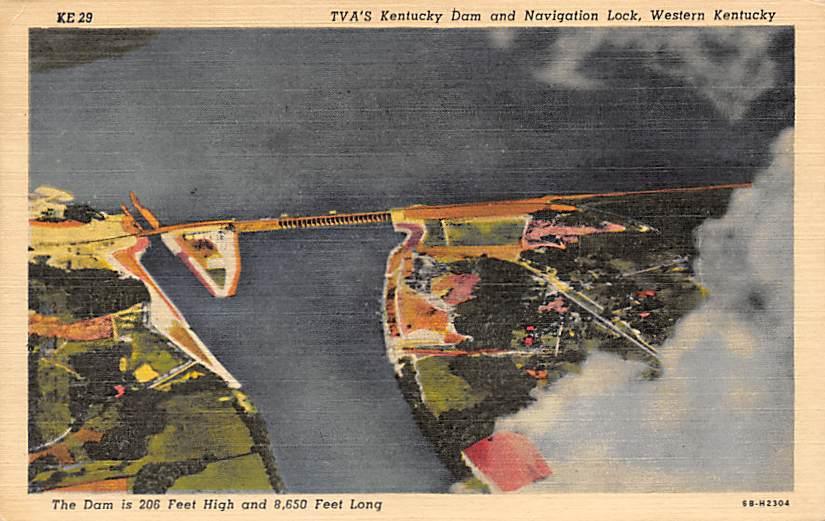 Kentucky Dam KY