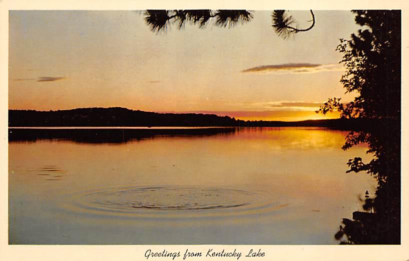 Kentucky Lake KY