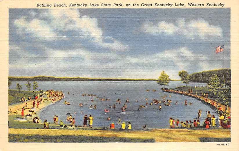 Kentucky Lake State Park KY