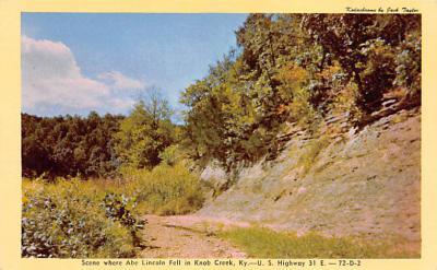 Knob Creek KY