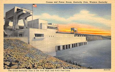 Kentucky Dam KY