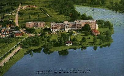 Lady of the Lake Hospital  - Baton Rouge, Louisiana LA Postcard